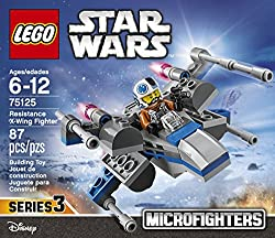 LEGO Star Wars Resistance X-Wing Fighter 75125
