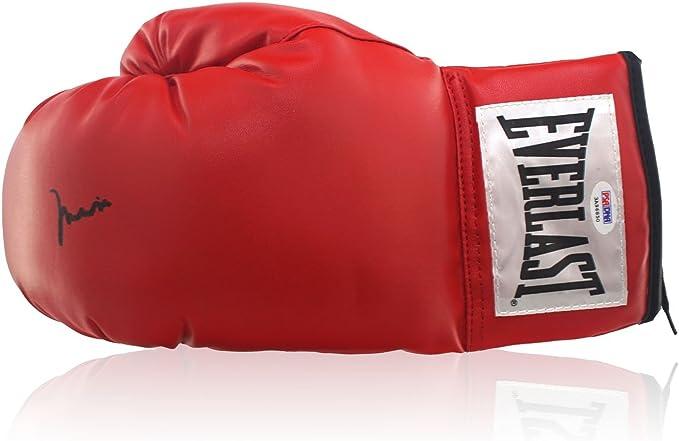 Muhammad Ali Firmado Guante de Boxeo (PSA ADN 4A54131): Amazon.es: Deportes y aire libre