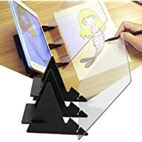 Portable Optical Drawing Board, Copy Table Projection Sketching Tool, Sketch Drawing Board Mould Toy Students Adults…