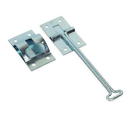 6u0026quot; Inch Metal T Style Door Holder Entry Door Catch Fits RV Trailer  Camper