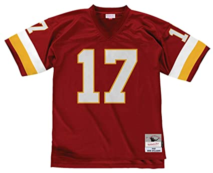 timeless design 36018 3b495 Mitchell & Ness Doug Williams Washington Redskins NFL Throwback Premier  Jersey