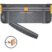 Pachock Cortadora de Papel Titanio 12 inch A4