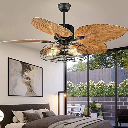 Industrial Cage Ceiling Fan