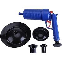 Bomba de Drenaje para Inodoro Dragado Dispositivo Inflador Aseo Succión Bomba Sumergible para Drenaje para Dragado…
