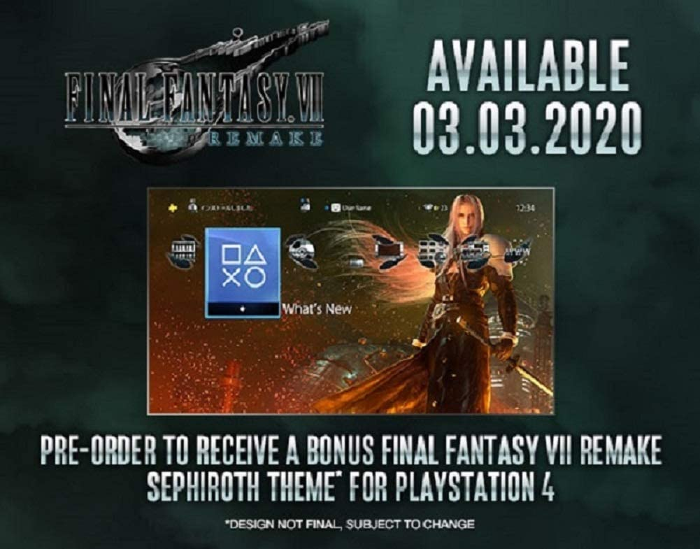 Image result for amazon final fantasy vii remake
