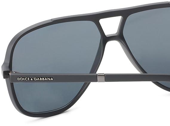 Dolce   Gabbana Women s Dolce Gabana Sunglasses, Grey (Schwarz grau verlauf  265181), Large  Amazon.co.uk  Clothing bbb6704aee