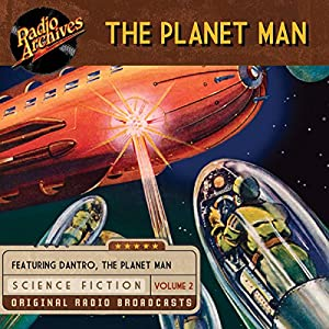 The Planet Man, Volume 2 Radio/TV Program