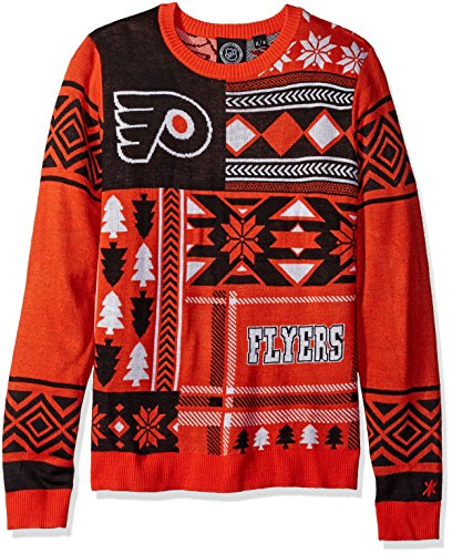 Philadelphia Flyers Ugly Sweater, Flyers Christmas Sweater, Ugly ...