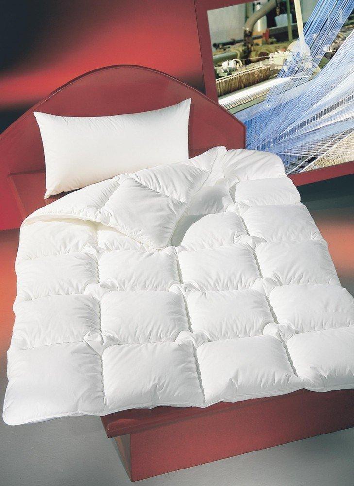 Brinkhaus Edredón diseño schi AS Fibra Textil, sintético, Blanco ...