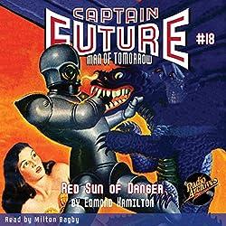 Captain Future #18 Red Sun of Danger