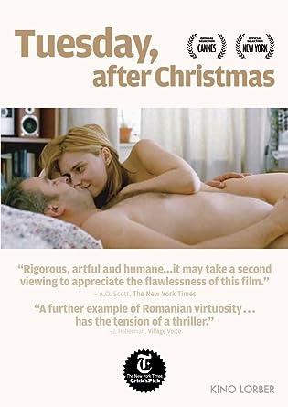 Amazon.com: Tuesday, After Christmas: Dragos Bucur, Maria ...