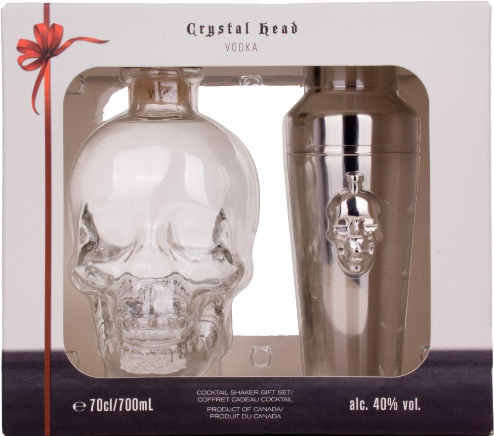 Cocktail au shaker vodka