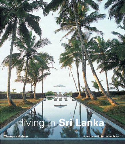 Living in Sri Lanka by Thames & Hudson