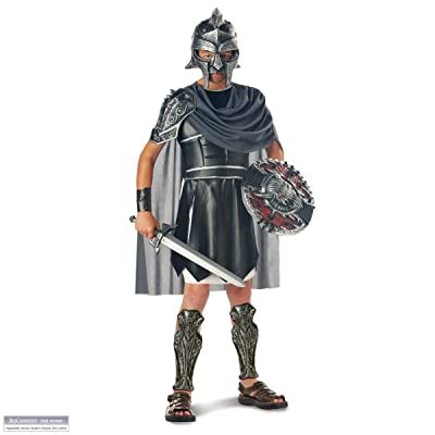Gladiator Costume - Child Costume - Medium (8-10): Toys & Games