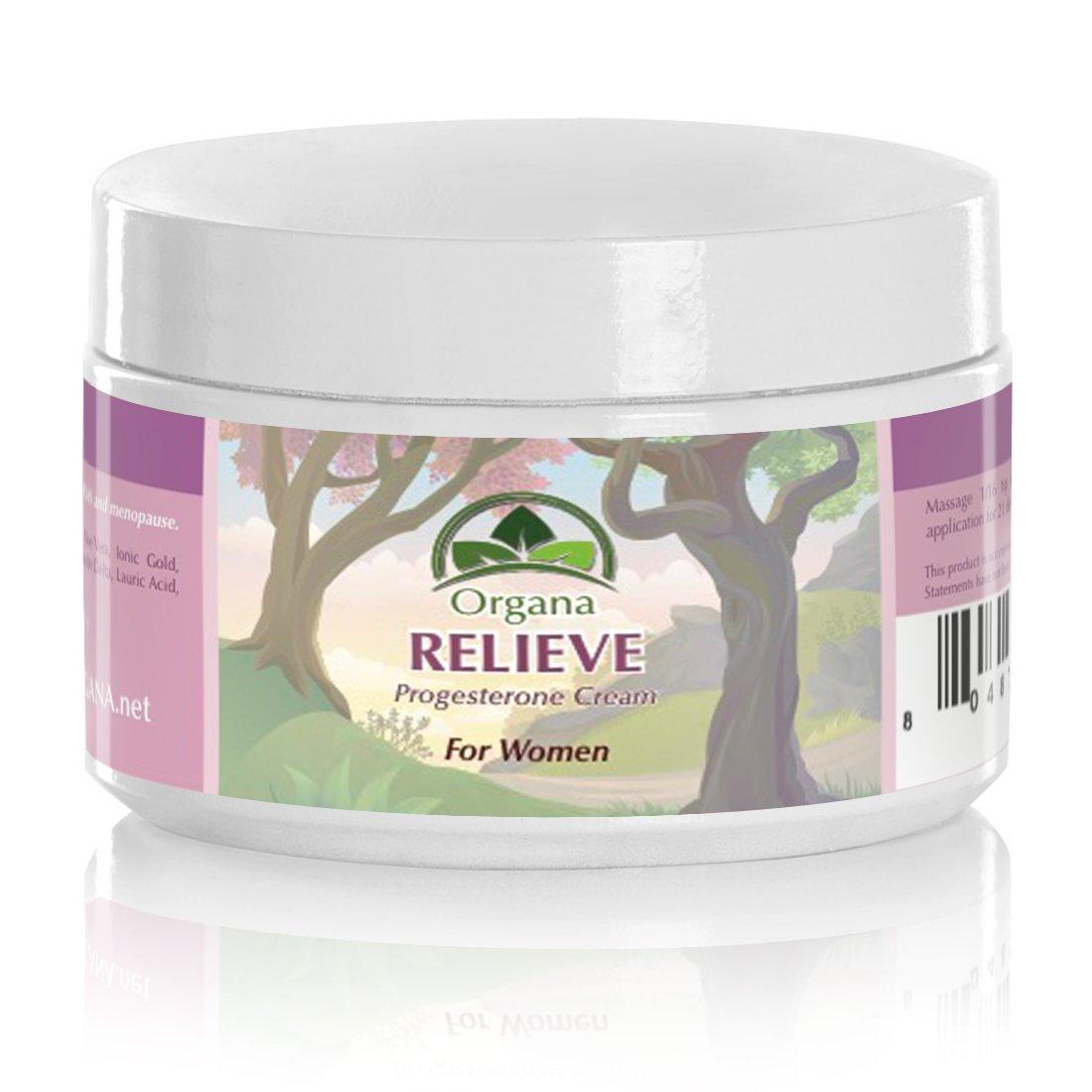 THE BEST All Natural Progesterone Cream - Amazing All Natural Progesterone Cream - Organic - No Synthetics - Progesterone Cream for Women and Men