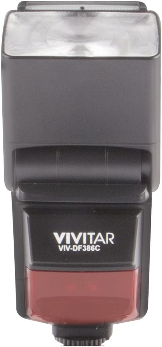 Vivitar DSLR Wireless TTL Flash for Canon Cameras (Camera Not Included)