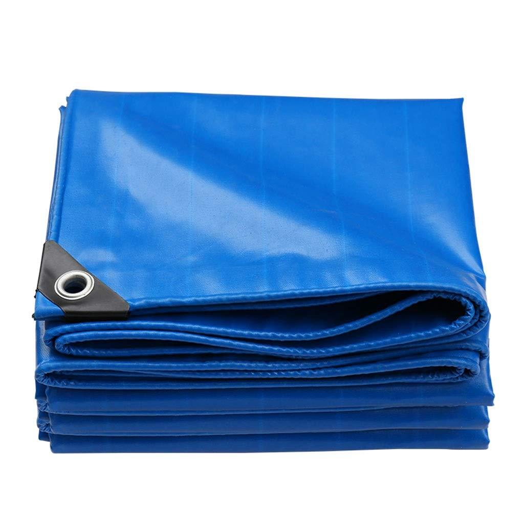 22m Thick Sunscreen Rain Cloth Wear Tarpaulin Waterproof Tarpaulin Canvas Steam Truck Tarpaulin Shade Awning Cloth (Size   2  2m)