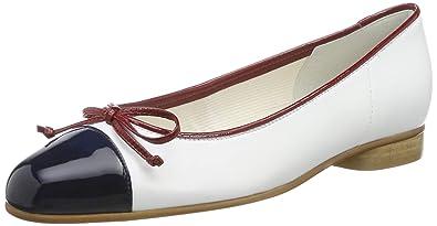 Gabor Damen Basic Geschlossene Ballerinas: : Schuhe