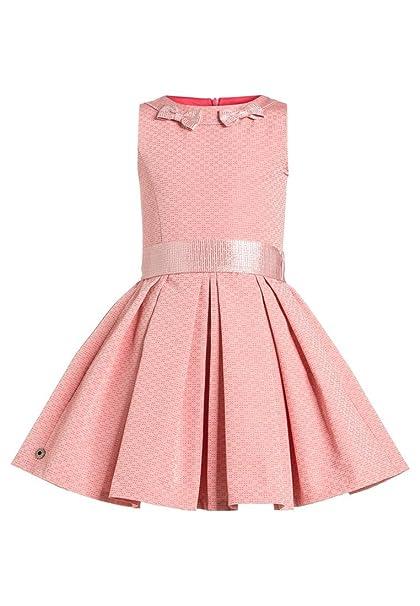 Jottum Vestido Para Niña Rosa 10 Años Amazones Ropa Y