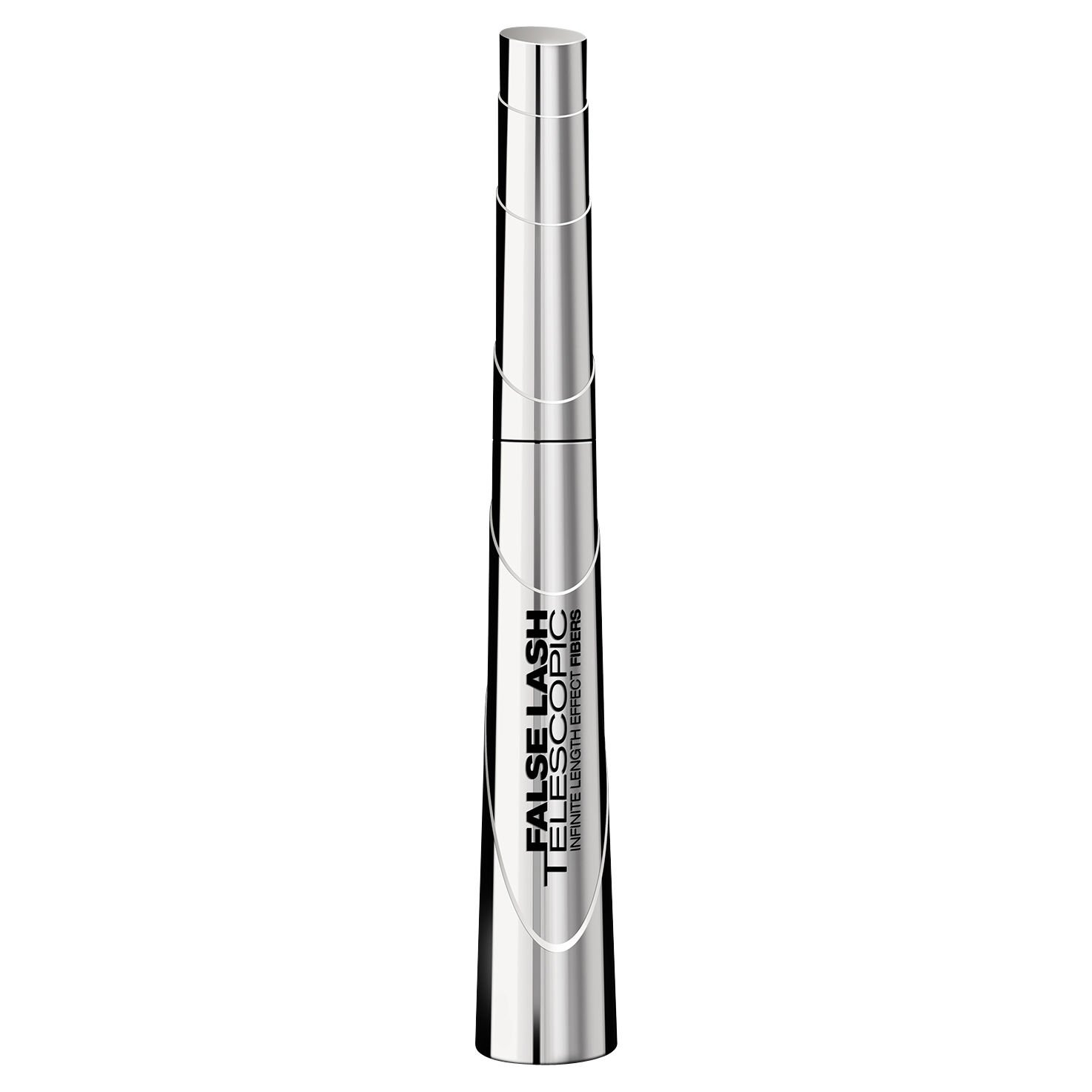 L'Oréal Paris, Mascara Ciglia finte Telescopic, colore: Magnetic Black, 9 ml L' Oréal Paris L' Oreal Make Up 3600522097341