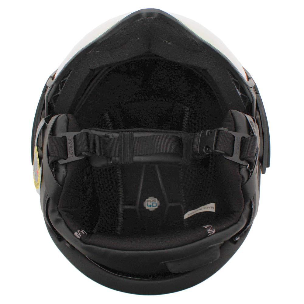 Photo Bk//All Weathe schwarz M 5659 Salomon Helmet Driver