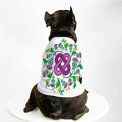 Amazon com : YOLIYANA Celtic Cute Pet Suit, Eternal Life