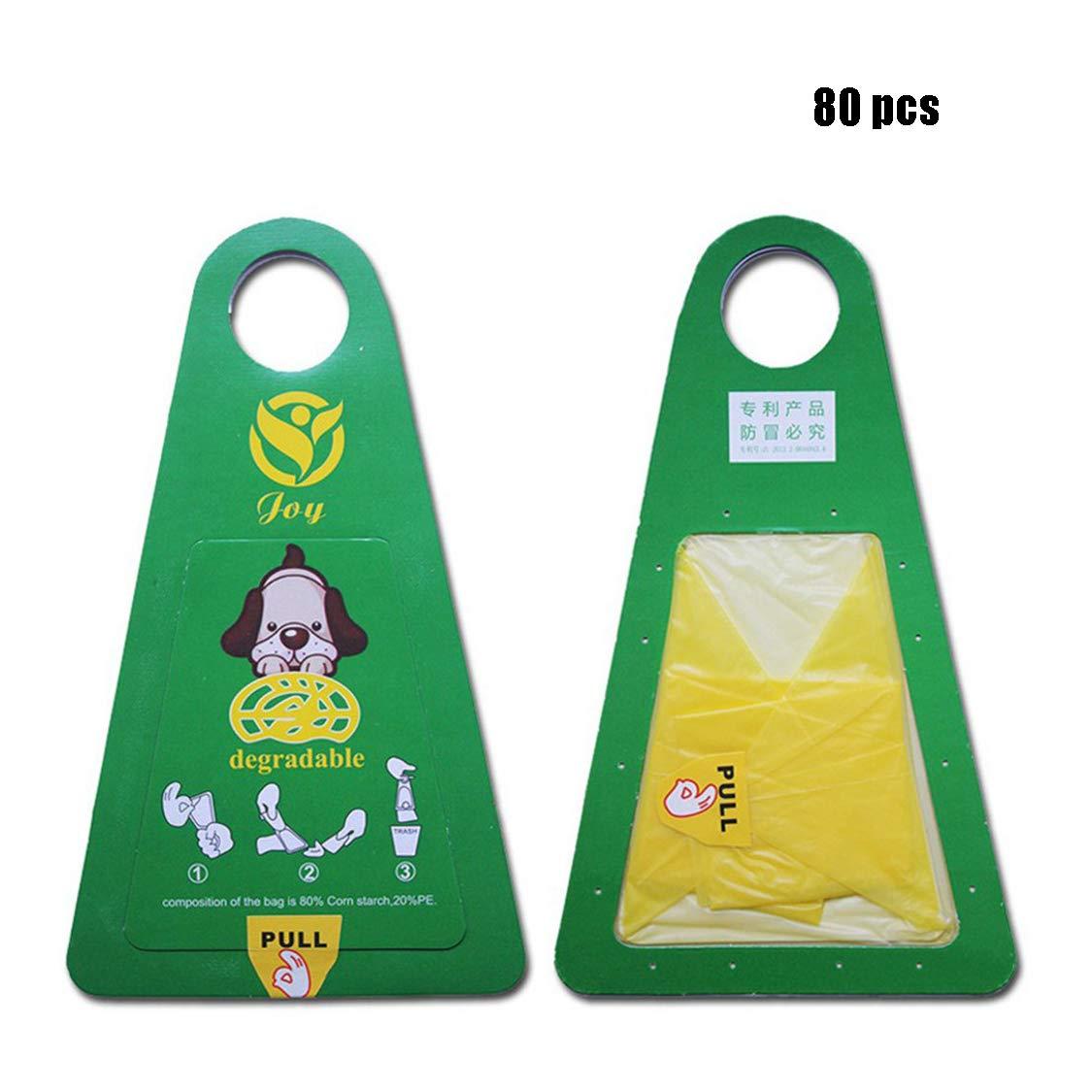 Bolsas para Excrementos De Perro Extra Grande, Biodegradable ...