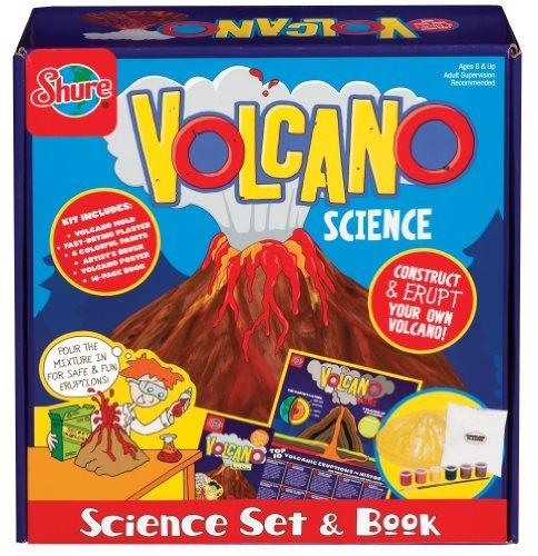 T.S. Shure Volcano Volcano Shure Science [並行輸入品] [並行輸入品] B01K1X3TEO, サンクロレラ:e9539c75 --- publishingfarm.com