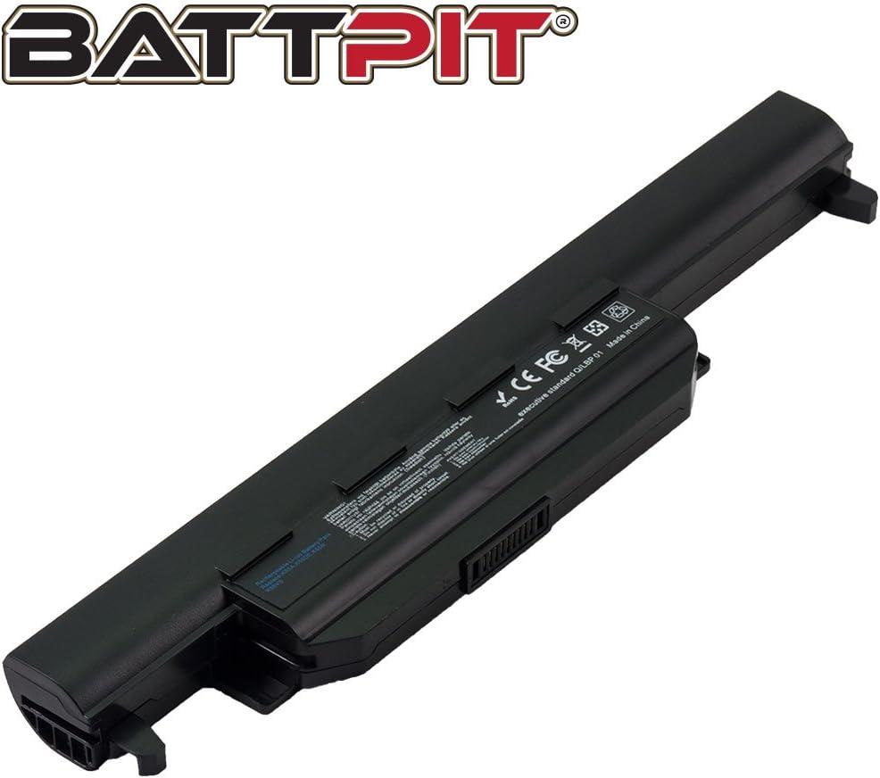 6 Zellen//4400mAh//48Wh Battpit Laptop Akku f/ür Asus A32-K55 F75A F75VD K55A K55VD R500V R700V X75A X75V X75VB X75VC