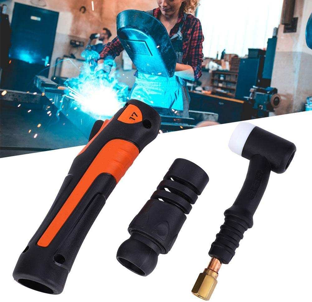 TIG-17F Welding Torch Head-a Portable Welding Torch Head That Can Effectively Save Labor and Quickly Replace