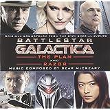 Battlestar Galactica - The Plan / Razor