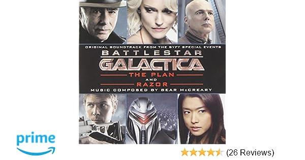 battlestar galactica the plan download