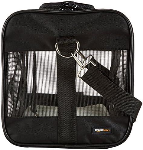 Transportín de viaje de malla suave para mascotas 7