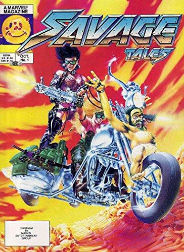 Savage Tales (2nd Series) #1 VF/NM ; Marvel comic book