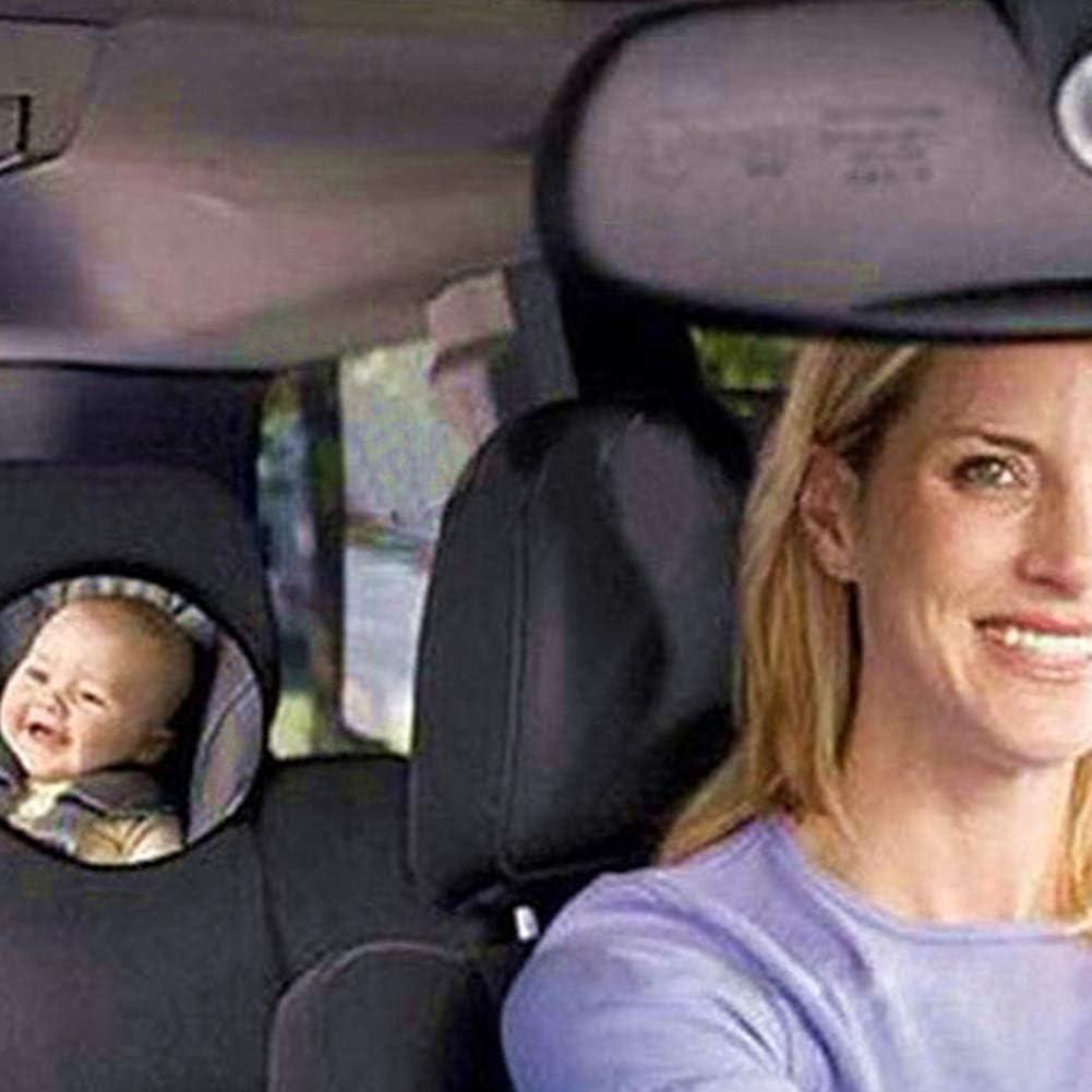 Rear View Mirror Baby Mirror Car Baby Car Mirror Rear Facing Baby Mirror For Car Rear View Mirrors Baby Car Seat Mirror Rearview Mirror