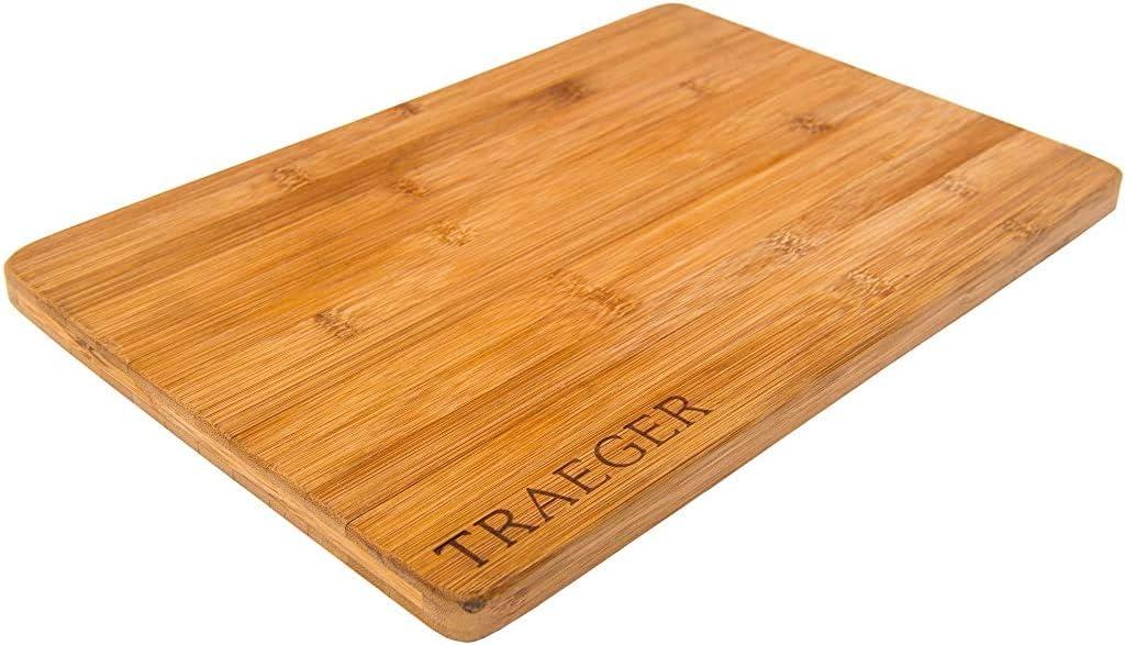 Traeger Model CCS Bamboo Cutting Board