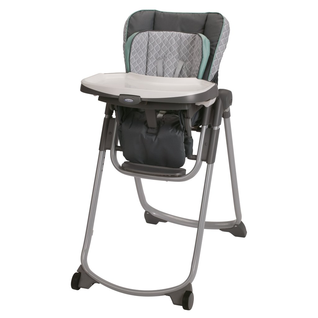Graco Slim Spaces High Chair, Manor 1893826