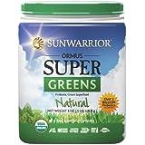 Sunwarrior - Ormus Supergreens, Natural, 45 Servings (8 oz.)