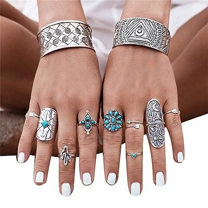 index finger rings for women