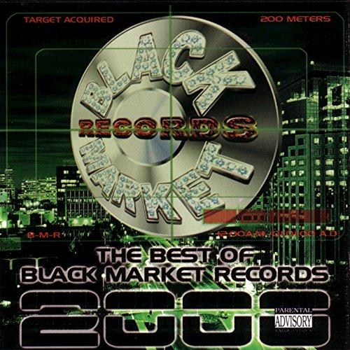 The Best of Black Market Records 2000 [Explicit]