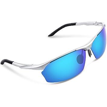 Gafas de sol deportivas Torege, polarizadas, para hombres y mujeres; para ciclismo,