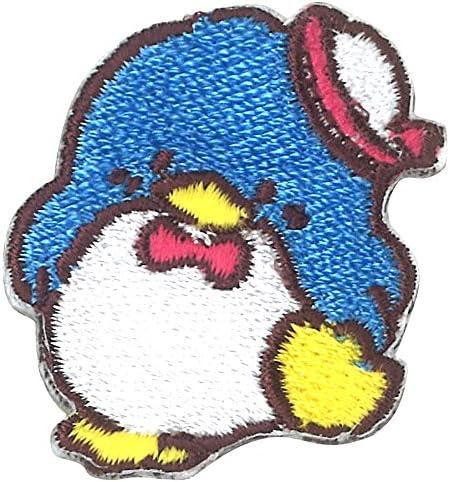 ミノダ サンリオ人気キャラクター ミニワッペン タキシードサム S01Y9112