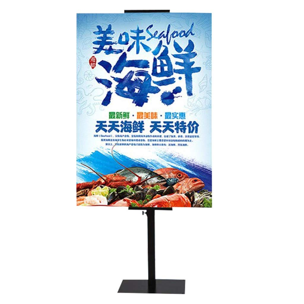 LXJYMX Poster Stand Double-Sided Signboard Poster Stand Display Stand Display Stand Billboard Display Board Bracket Sign Stand by LXJYMX