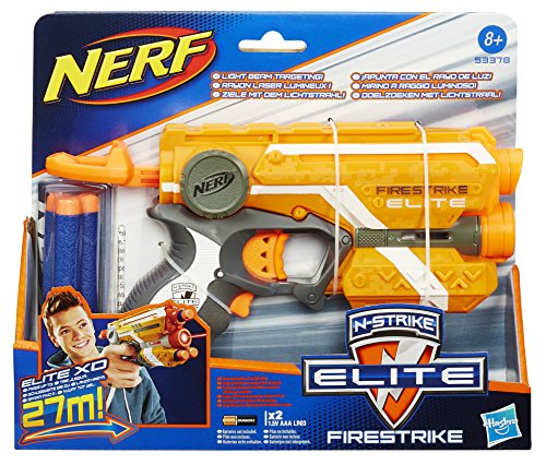 Here's a guide to the best Nerf guns for 3, 4, 5, and 6-year olds. Also,  keep reading to find out which Nerf gun I'd pick for myself.