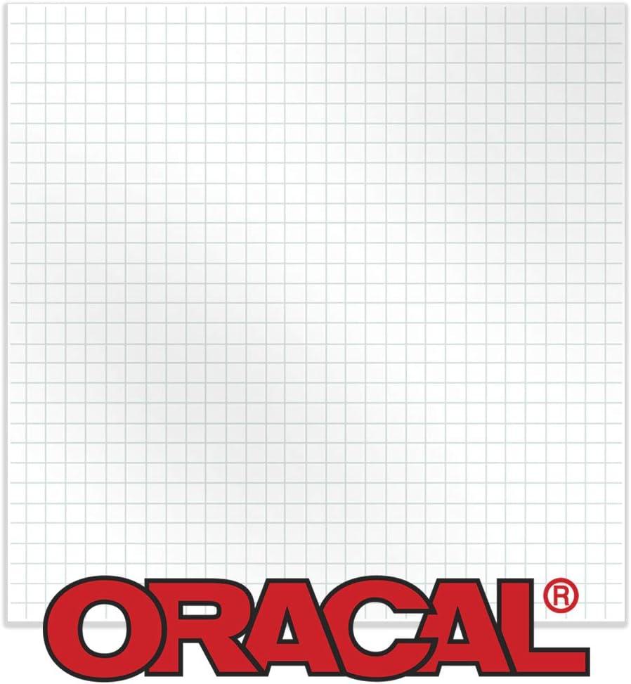 Oracal Clear Transfer Tape Roll 12 Inch x 10 Feet
