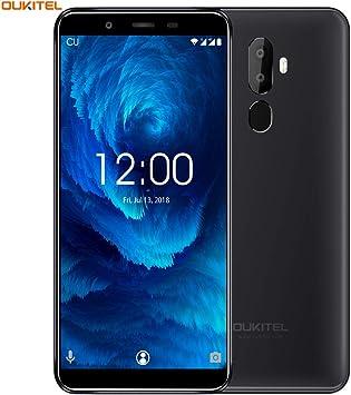 OUKITEL U25 Pro –Teléfonos Móviles 4G Octa-Core 4 + 64GB Pantalla ...