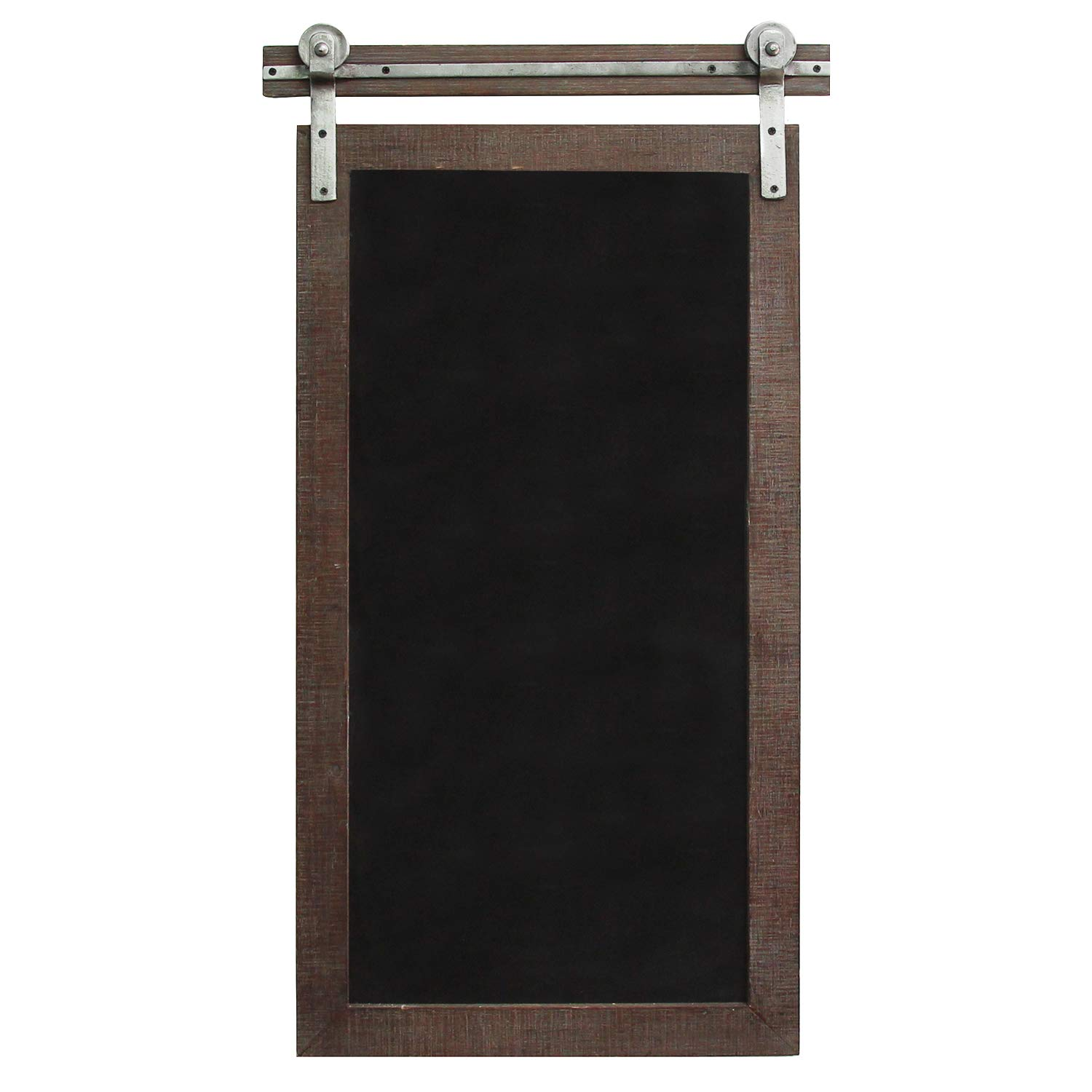 Stratton Home Decor -- Dropship, us home, SUHQX Stratton Home Farmhouse Chalkboard Wall Decor Utility, Dark Natural Wood by Stratton Home Decor -- Dropship, us home, SUHQX