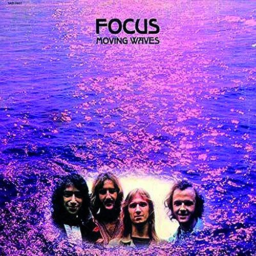 Moving Waves Vinyl Focus