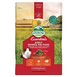 Oxbow Essential Adult Guinea Pig Food