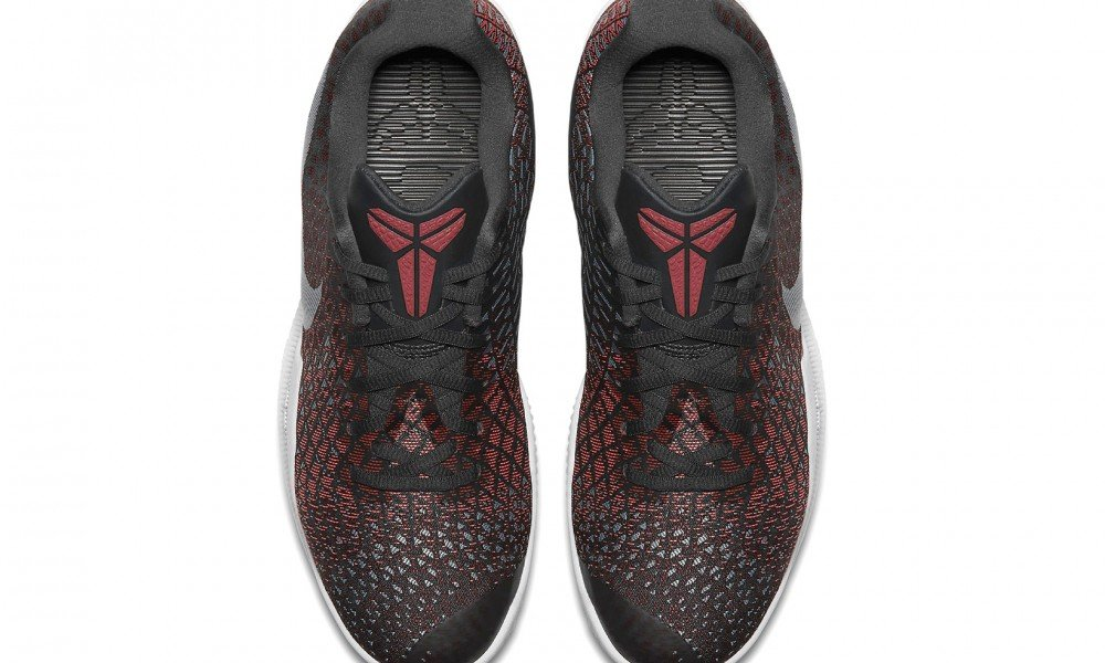 Nike Mamba Instinct Mens Basketball Shoe (8.5) Anthracite Black